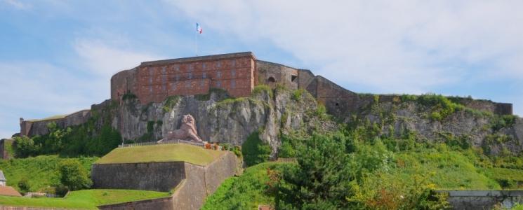 la citadelle de belfort monument belfort 224 visiter et 224 voir