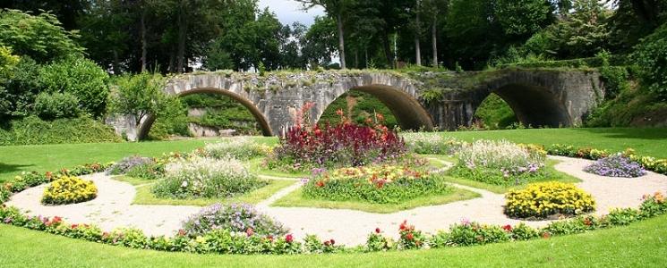 Les parcs publics de namur parc et jardin belgique for Architecte de jardin namur